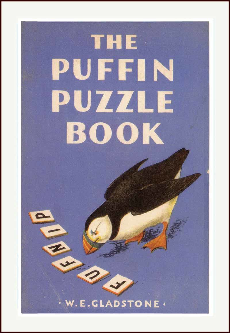 Puffin Puzzle Book