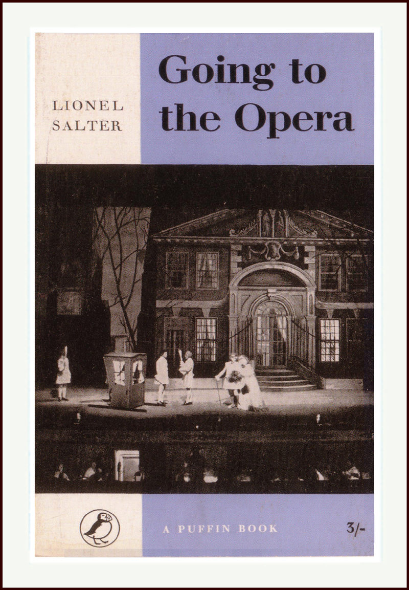 Going to the Opera Lionel Salter