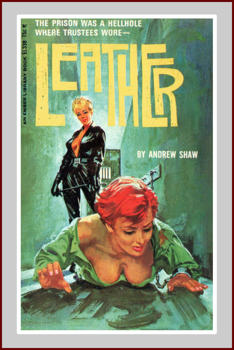 Leather, Erotic Pulp Fiction