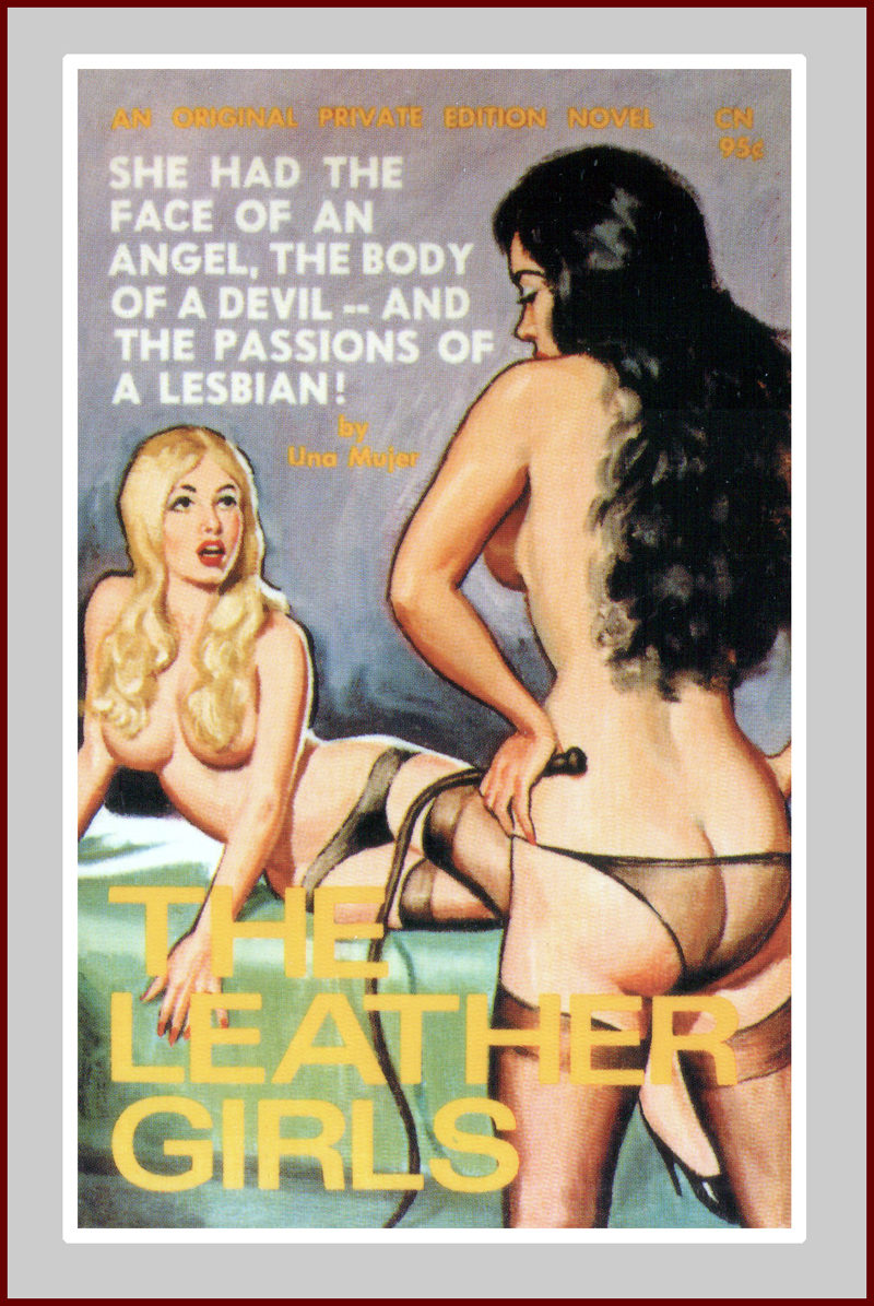 The Leather Girls