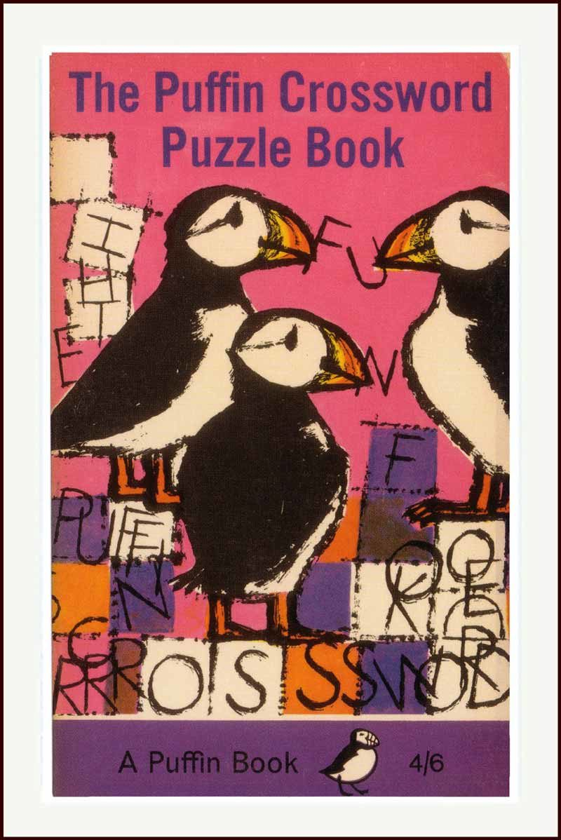 Puffin Crossword Puzzle Book