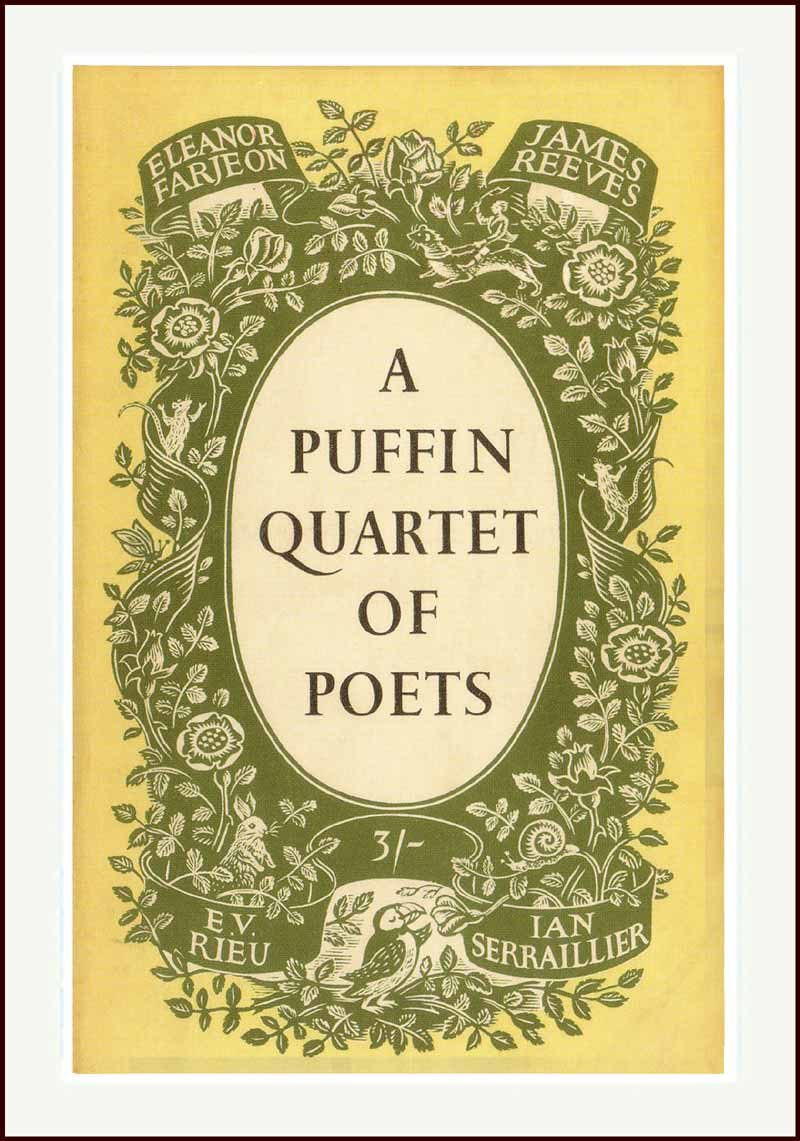 A Puffin Quartet of Poets